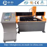 Máquina quente do plasma do CNC do estilo para a chapa de aço