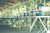 120 ton per de Machine van het Malen van het Tarwemeel van de Dag (Voor cakebrood en deegwarenbloem)