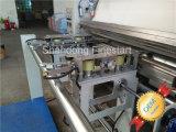 Macchinario tubolare del costipatore del tessuto della rifinitrice della tessile del vapore