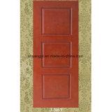 Modèles en bois intérieurs de portes de forces de défense principale d'avant contemporain