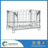 Contenitore industriale d'acciaio pieghevole dei silos di immagazzinamento del metallo