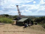 Буровые установки HF-4T для геологохимического исследования
