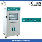 Forno de secagem de vácuo (controlador programável do grau do vácuo) com certificação do Ce