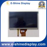 7 индикация дюйма TFT/LCD TV с емкостной индикацией экрана касания