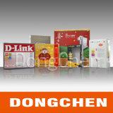 Do presente cosmético do papel do alimento do perfume caixa de empacotamento impressa