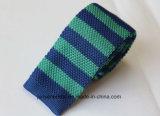 Gravatas feitas sob encomenda Jacquard da malha Gravatas