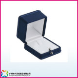 Kundenspezifische Uhr/Schmucksachen/Geschenk hölzerne/Papier-Bildschirmanzeige-verpackenkasten (XC-1-008)