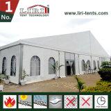 알루미늄 & PVC 명확한 경간 교회 천막