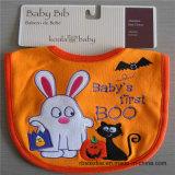 Bib младенца чистки верхнего качества легкий с изображением животного шаржа