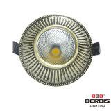 7W 고전적인 중단된 LED 천장 램프