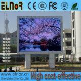 Cartelera de la publicidad al aire libre P6 SMD Digitaces LED de HD