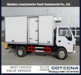 Isuzu 4X2 냉장고 냉장고 화물 밴 5tons Small 냉장고 트럭