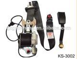Prétension ceinture de sécurité de portée de véhicule de 3 points avec Pretensioner