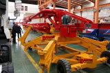 40に4つの車輪のトレーラーのローディングの容器が付いているブームを'置く13m 15m 17m 18mのコンクリートot