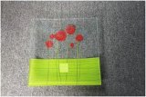 Scheda di vetro Tempered di vetro del cassetto della lastra di vetro