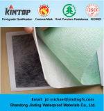 Membrana impermeabile non tessuta respirabile del PE & dei pp per la stanza da bagno del Underlayment del tetto