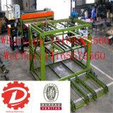 Máquina automática del compositor de la chapa de la base del motor servo de la máquina de la carpintería