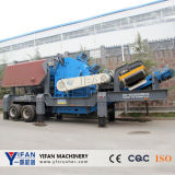 Yifan patentó la planta de reciclaje concreta de Technoloogy