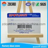 Carte de plastique certifiée ISO standard ISO / ID