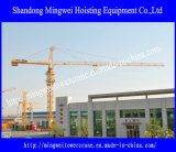 Tc7012 최대 Qtz160. 짐: Construction Machinery를 위한 10t Building Tower Crane