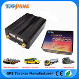 Anti Theft Avl GPS Tracker avec Sos Panic Button SMS Alert Car Tracker Vt200