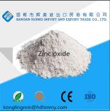 95% de pureza de óxido de zinc para la aplicación de neumáticos de goma