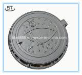 Duktiler Roheisen-Antidiebstahl-Einsteigeloch-Deckel En124 E600