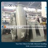 12/10 pompe de dragage de long sable centrifuge anti-corrosif de durée de vie