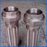 2 tubo inoxidable de la conexión del eslabón giratorio del superventas del fabricante de la pulgada 316stainless