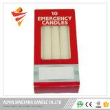 Candela bianca di Unscented del commercio all'ingrosso della candela di Aoyin 14G