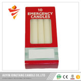 Aoyin 14G weiße Kerze-Großverkauf Unscented Kerze