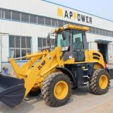 1.6t 4 Wd Hydraulic Wheel Loader Zl16f