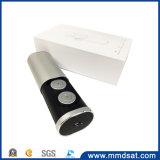 Mini auscultadores estereofónico sem fio duplo portátil novo de Bluetooth