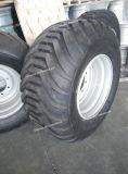 Neumático agrícola diagonal 550/60-22.5 del instrumento de la flotación de la granja