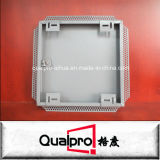 조정가능한 금속 점검창 AP7041를 설치하십시오