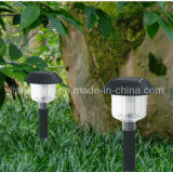 Lumière solaire en plastique (LS-1002)