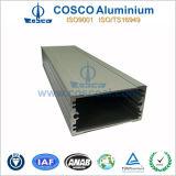 Aleación de aluminio del gabinete