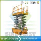 8m 10m 12m hydraulische elektrische Manlift Antennen-Plattform