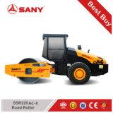 Rolo de estrada da série de Sany SSR220AC-8 SSR rolo de estrada da máquina do rolo de estrada do cilindro de 22 toneladas único para a venda Filipinas