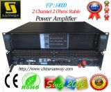 Sistema PA Fp14000 Sanway 2 ohmios estable amplificador digital