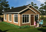 Small Cheap Prefabricated House for Temporary Accommodation