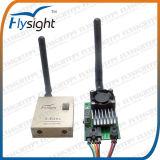 5.8g 2000mw los 8km el 10km Macro Wireless Pocket Long Range Fpv Transmitter para Dji Phantom Compitable Fatshark Rx Tx (RC306+TX5820)