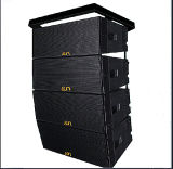Mini Line Array System Dual 5'' Portable Church Line Array Speaker