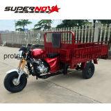 Carregamento de carga pesada Três rodas 150cc