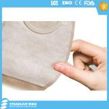 Bolsa respiratória de colostomia de duas peças com filtro de odor