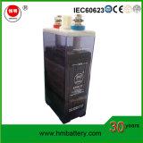 110V 220V Ni-CD Batterie de stockage de piles Batterie de la station d'alimentation Batterie en cycle profond Alimentation de l'éclairage de secours