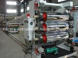 Folha plástica de ABS/PE/PP/picosegundo Pet/PC/PMMA que faz a máquina