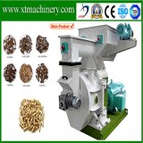 混合されたRaw Material Available、BiomassのためのMulti Application Pellet Machine