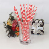 Eco-Friendly Paper Drinking Straws для Party