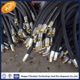 ExtraHigh Pressure Compact Hydraulic Hoses - en 857 1sc